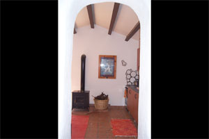 casita molino mosaic lounge and arch